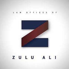 Law Offices of Zulu Ali (San Bernardino Co.,   CA )