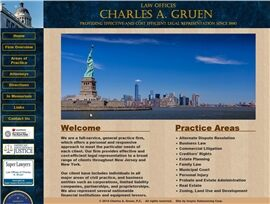 Law Offices Charles A. Gruen (Bergen Co.,   NJ )