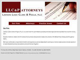 Lawson Laski Clark & Pogue, PLLC (Ketchum, Idaho)