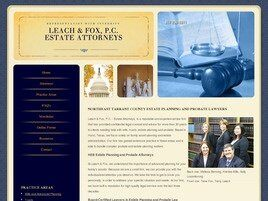 Leach & Fox P.C. Estate Attorneys (Grapevine,  TX)