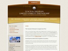 Leach & Sullivan Limited Liability Partnership