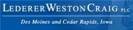 Lederer Weston Craig PLC ( Iowa City,  IA )