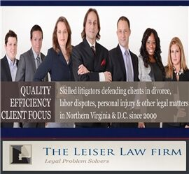 The Leiser Law Firm (Woodbridge,  VA)