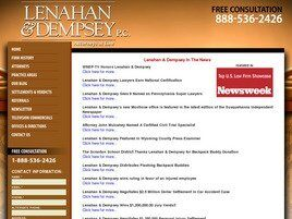 Lenahan & Dempsey A Professional Corporation ( Wilkes-Barre,  PA )
