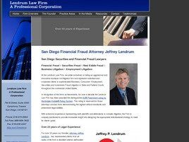 Lendrum Law Firm A Professional Corporation (San Diego,  CA)