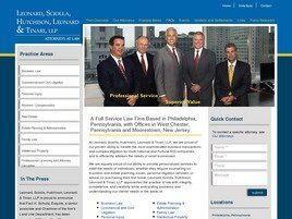 Leonard, Sciolla, Hutchison, Leonard & Tinari, LLP (Moorestown, New Jersey)