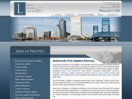 Liles, Gavin & George, P.A.(Jacksonville, Florida)