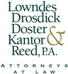 Lowndes, Drosdick, Doster, Kantor & Reed Professional Association (Osceola Co.,   FL )