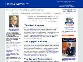 Lubin & Meyer, P.C. (Boston,  MA)