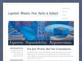 Lugenbuhl, Wheaton, Peck, Rankin & Hubbard ( Houston,  TX )