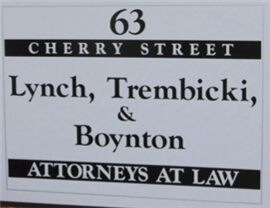 Lynch, Trembicki and Boynton ( Westport,  CT )