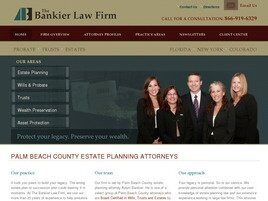 Bankier & Arlen Law Group, PLLC (Palm Beach Co.,   FL )
