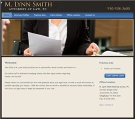 M. Lynn Smith Attorney at Law, PC ( Jacksonville,  NC )