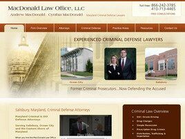 MacDonald Law Office, LLC (Salisbury,  MD)