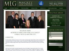 Mackey Law Group, P.A.(Bradenton, Florida)