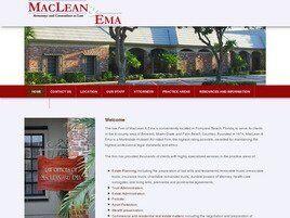MacLean & Ema, P.A.(Pompano Beach, Florida)