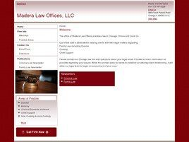 Madera Law Offices, LLC(Chicago, Illinois)