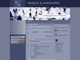Mancini & Associates ( Sherman Oaks,  CA )