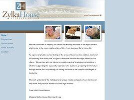 Margaret Zylka House Attorney At Law ( Uniontown,  PA )