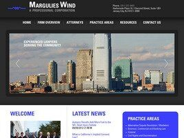 Margulies Wind A Professional Corporation ( Jersey City,  NJ )