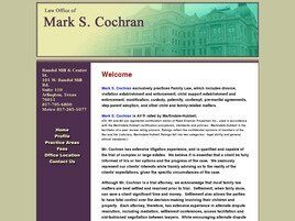 Mark S. Cochran (Arlington,  TX)