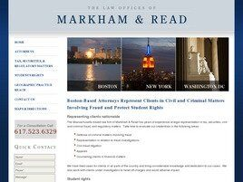 Markham & Read (Boston,  MA)
