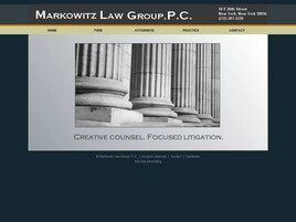 Markowitz Law Group, P.C. (New York,  NY)