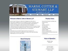 Marsh & Cotter, LLP ( Enterprise,  AL )