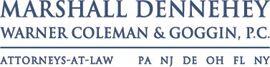 Marshall Dennehey Warner Coleman & Goggin, P.C. (Cherry Hill, New Jersey)