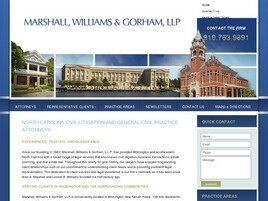 Marshall, Williams & Gorham, L.L.P. (Wilmington,  NC)