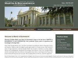 Bochnewich Law Offices ( Palm Desert,  CA )