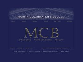 Martin Clearwater & Bell LLP (New York, New York)