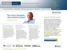 Martin & Jones, PLLC(Raleigh, North Carolina)