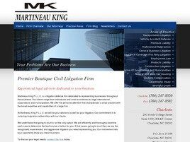 Martineau King PLLC (Charlotte,  NC)