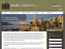 Marx & Duffy, LLP ( San Francisco,  CA )