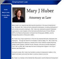 Mary J. Huber, Attorney at Law (Decatur, Georgia)
