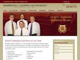 Massengill, Caldwell & Coughlin, P.C. (Johnson City,  TN)