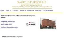 Massey Law Offices, LLC (Evansville, Indiana)