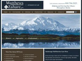 Matthews & Zahare, P.C. (Anchorage,  AK)