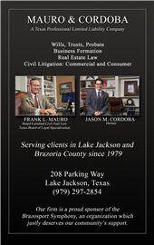 Mauro & Cordoba, P.L.L.C. (Lake Jackson, Texas)