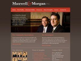 Maxwell & Morgan, P.C. (Mesa, Arizona)