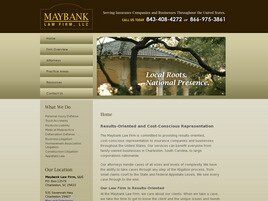 Maybank Law Firm, LLC (Beaufort,  SC)