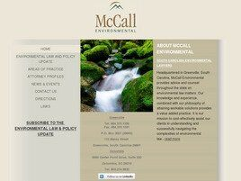 McCall Environmental, P.A. (Greenville,  SC)