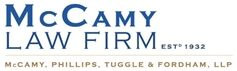 McCamy, Phillips, Tuggle & Fordham, LLP ( Chattanooga,  TN )