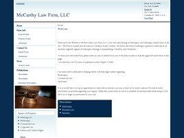 McCarthy Law Firm, LLC (Columbia,  SC)