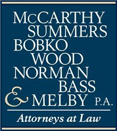 McCarthy, Summers, Bobko, Wood, Norman, Bass & Melby, P.A. (Palm Beach Co.,   FL )