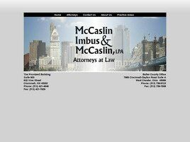 McCaslin, Imbus & McCaslin A Legal Professional Association ( Cincinnati,  OH )