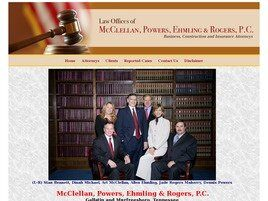McClellan, Powers, Ehmling & Rogers, P.C. ( Franklin,  TN )