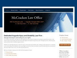 McCracken Law Office (Augusta,  GA)