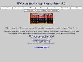 McCrary & Associates, P.C. ( Atlanta,  GA )